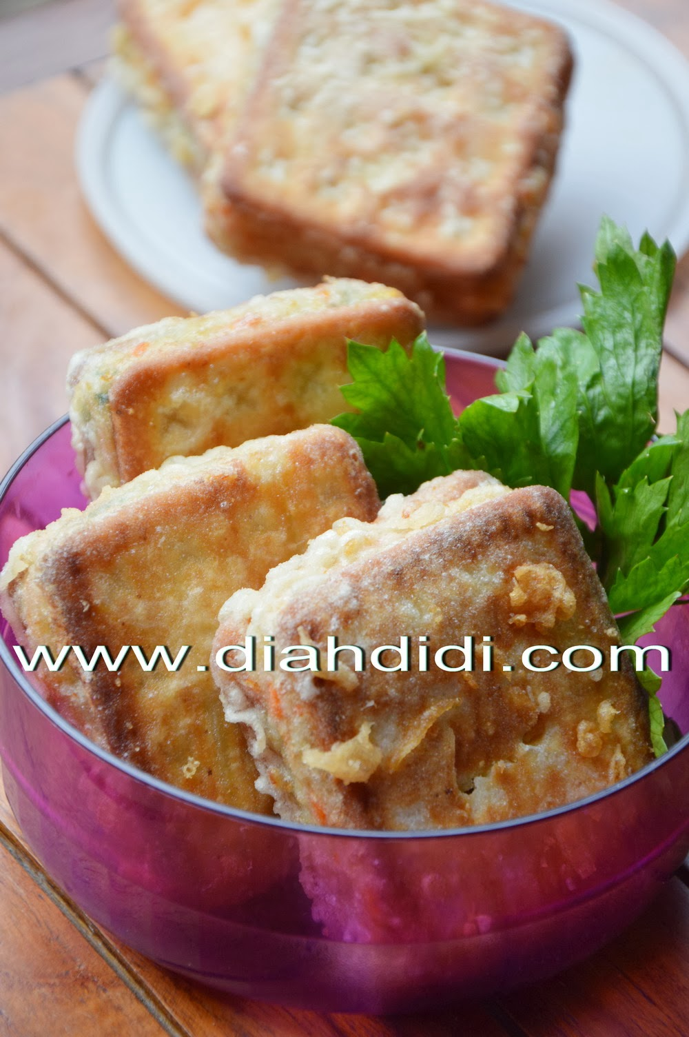Diah Didis Kitchen Crakers Goreng