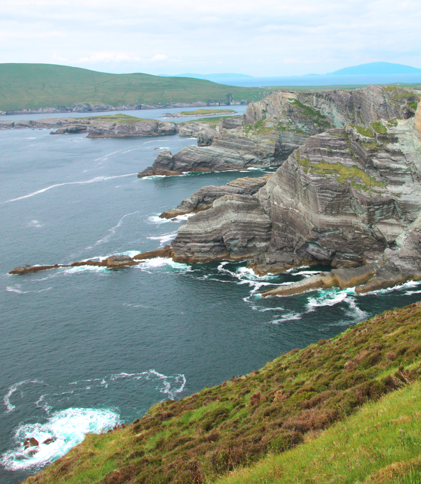 Travelguide Irland Kerry Cliffs  | whatinaloves.com
