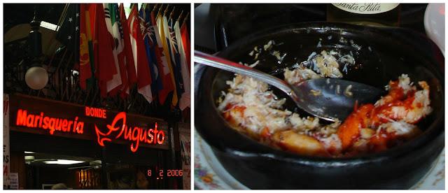 Donde Augusto - onde comer em Santiago (Chile)