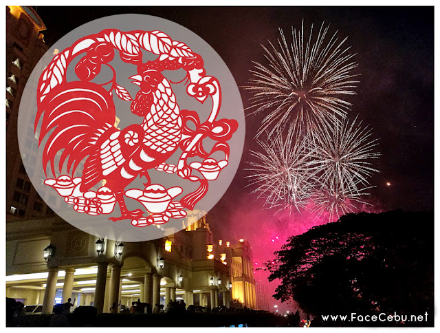 Waterfront Cebu City Hotel and Casino Chinese New Year