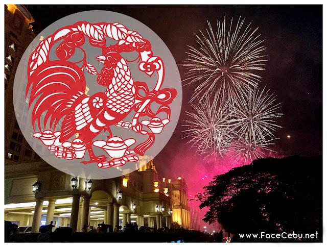 Waterfront Cebu City Hotel and Casino Chinese New Year