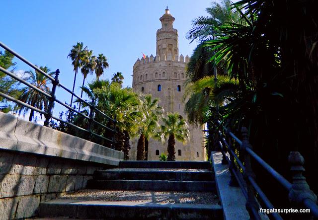 Sevilha, Andaluzia: Torre do Ouro