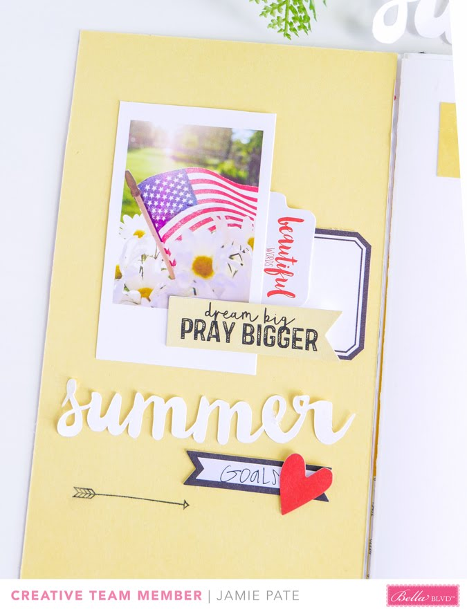 Bella Blvd Digital Shop Sale | Summer Traveler's Notebooks by Jamie Pate | @jamiepate for @bellablvd
