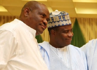 wike and tambuwal