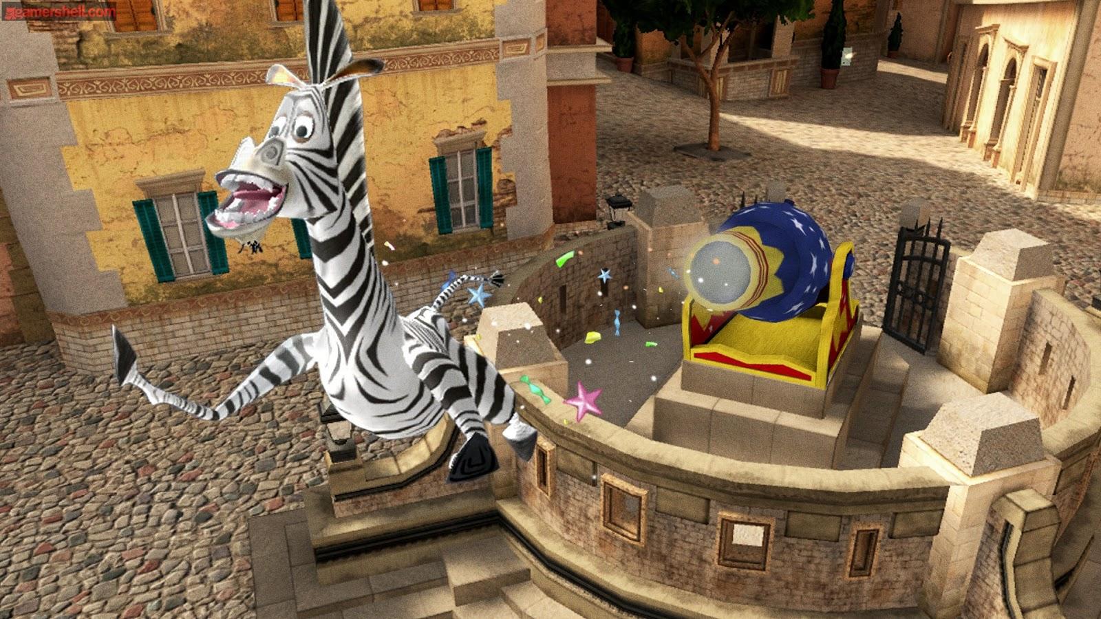 Madagascar 3 Game