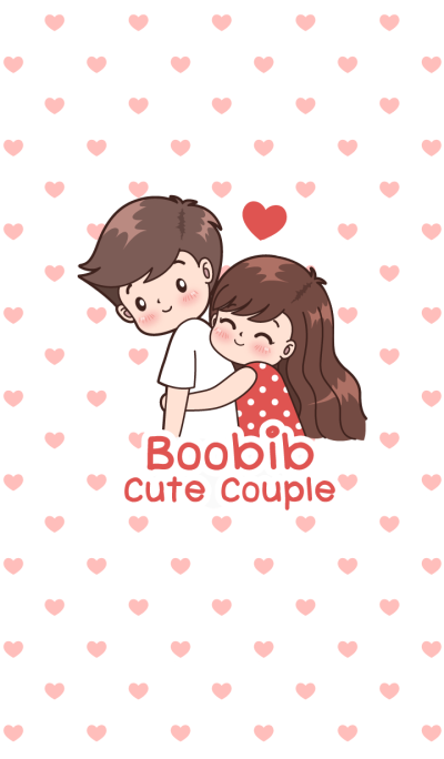 Boobib Cute Couples