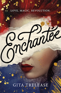 Review of Enchantee by Gita Trelease