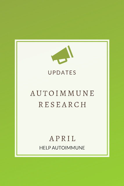 Autoimmune Research April