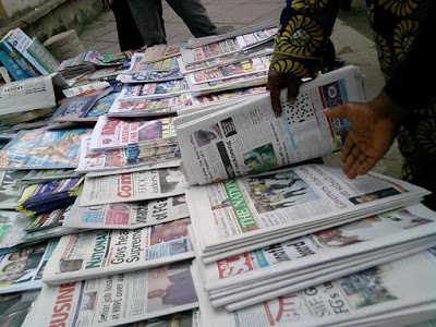 Latest Nigeria Newspapers Headlines for Today, Thursday, May 18, 2017