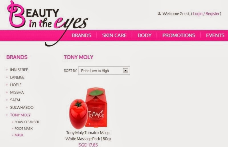 beauty in the eyes korean online shopping reviews