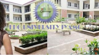 Edo University Iyamho Undergraduate Scholarship Award - 2018/2019