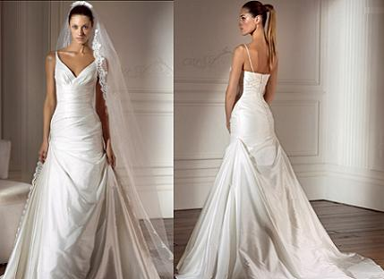 Styles Of Wedding Gowns
