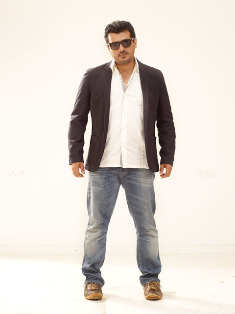 Ajith Kumar Height and Weight and Body Measurements