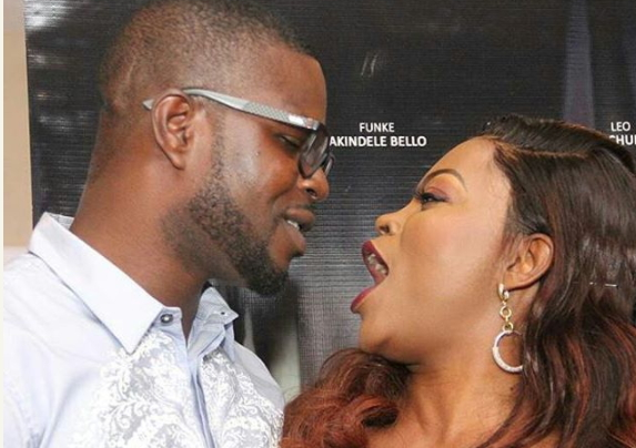 funke akindele not pregnant with twins