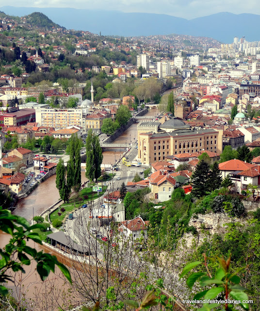 Goodbye Views of Sarajevo!