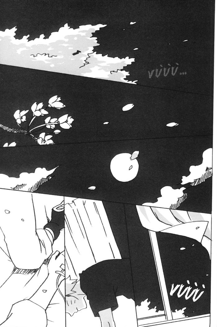 Hình ảnh truyentranh8.com 011 in Naruto Doujinshi - White paper
