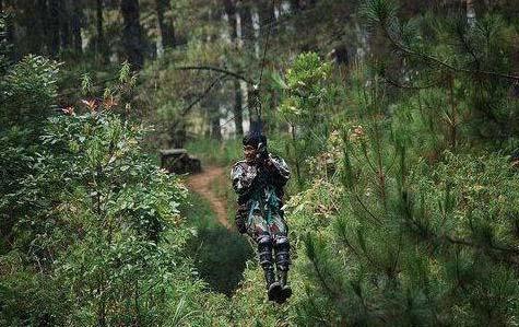 Paket Training Outbound Semi Militer di Lembang Bandung