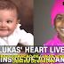 Mãe doa órgãos do filho e ouve o coração dele através de uma menina