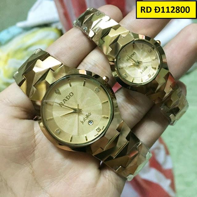Đồng hồ cặp đôi RD D112800