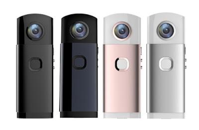 VRDL360 กล้อง 360 องศา