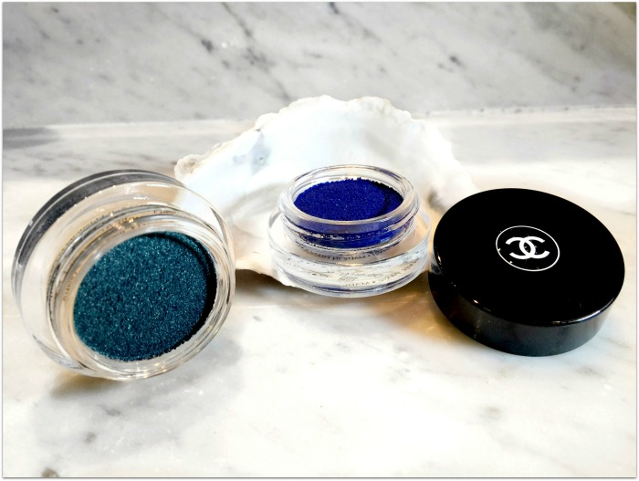 Chanel Spring Illusion D'Ombre eyeshadow Griffith Green Ocean LIght