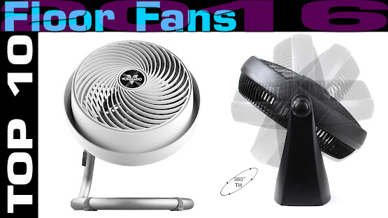 Top 10 Review Products-Top 10 Floor Fans 2016