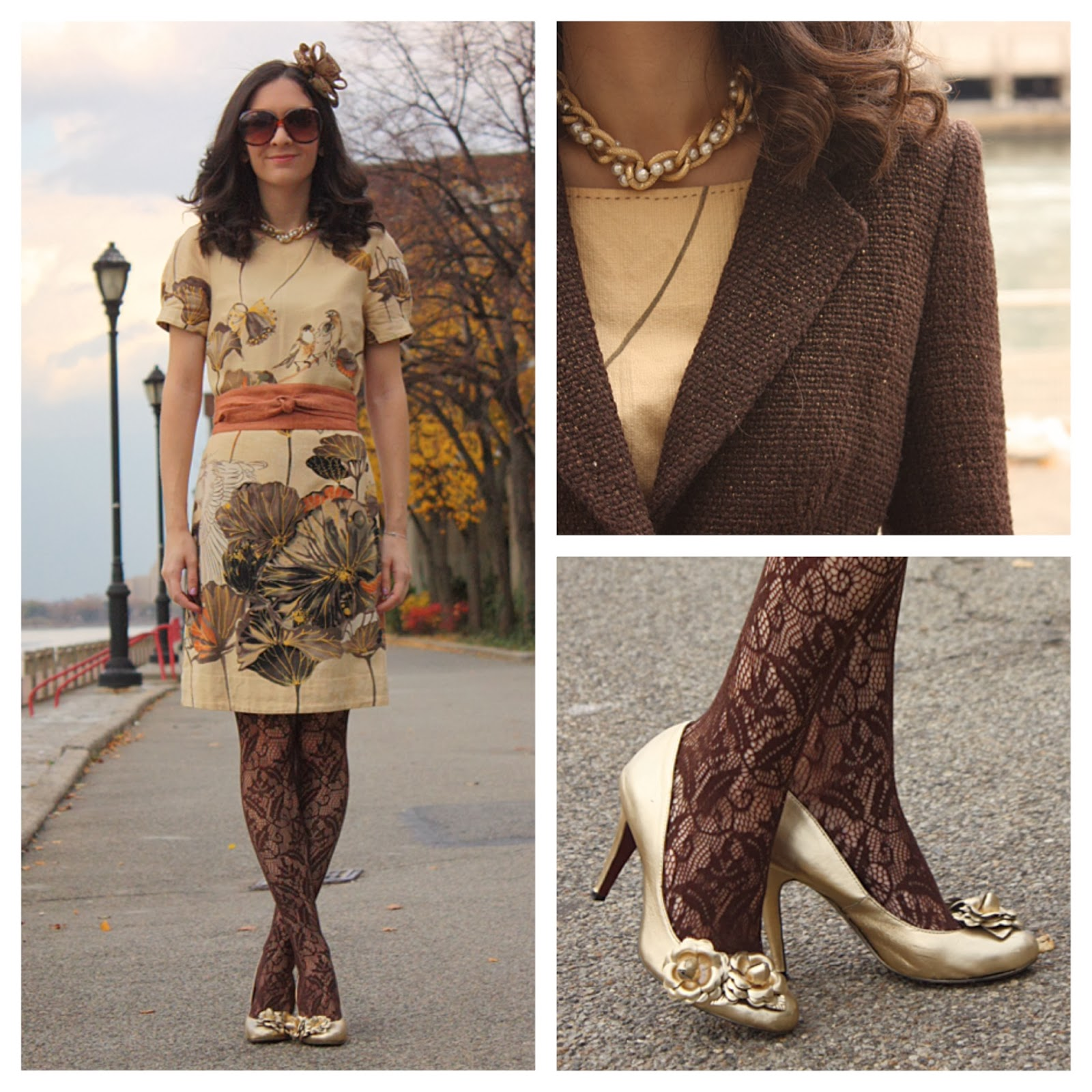 5e1af408e553e Deniz (Instagram). Dress – Anthropologie Floreat Snowy Egret Shift Dress