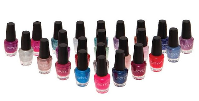 Technic Mini Nail Advent Calendar Nail polish beauty make-up