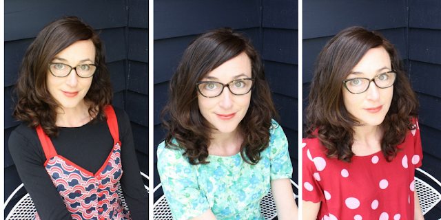how to take own author headshot