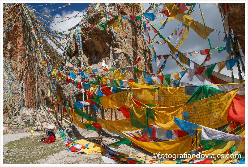 lago Namtso o Nam Co en Tibet
