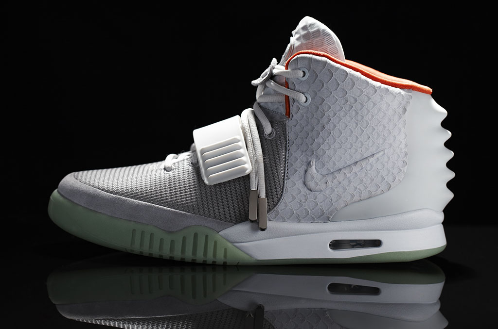huge discount 5fe9c 9fe7c Excluding perhaps the Nike Air Mag, which did not even see a general  release, the Nike Air Yeezy was the most-hyped shoe of all time.