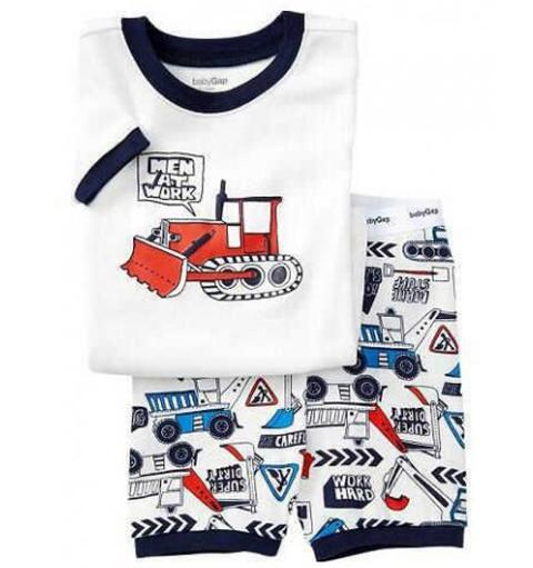 desain baju tidur anak laki-laki