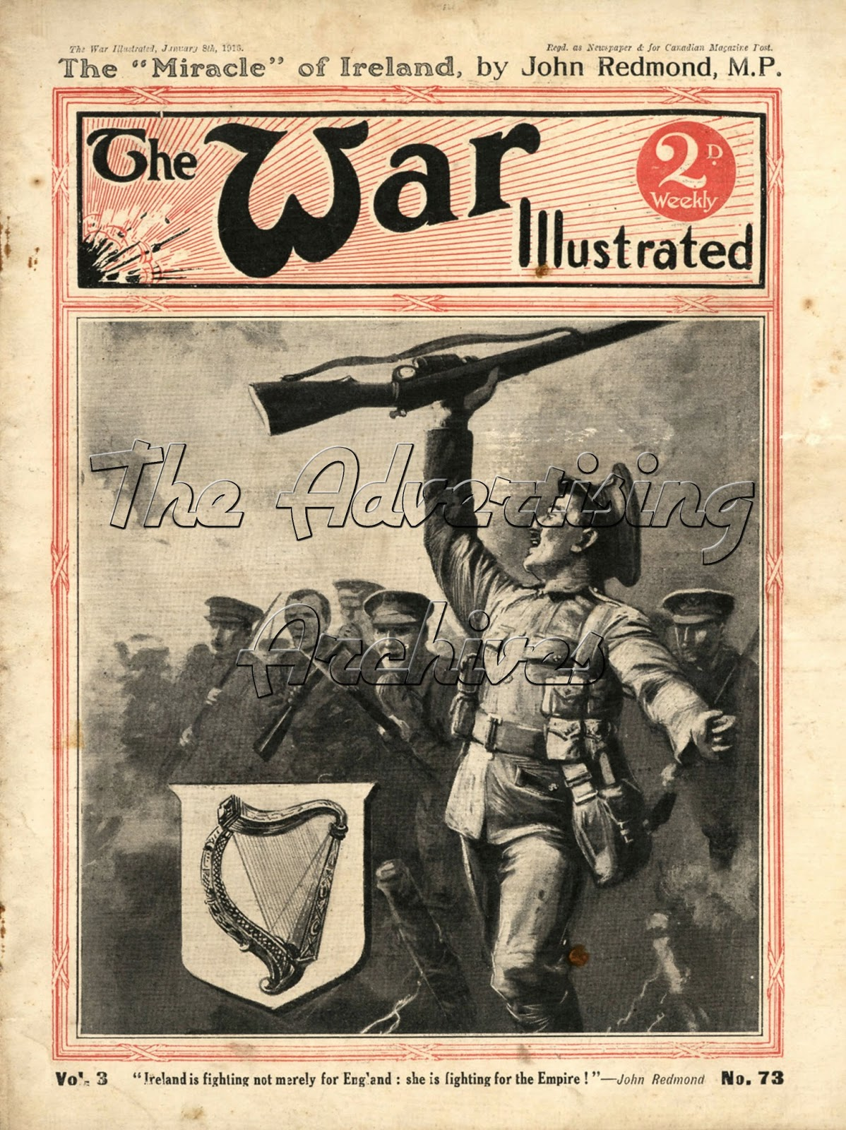 The Advertising Archives: WW1 Centenary - The Royal