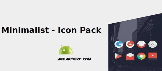 Minimalist – Icon Pack APK indir Android APK