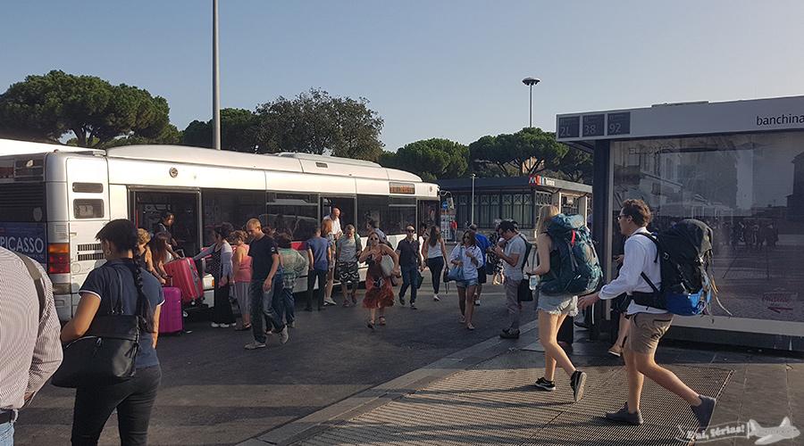 Estação Termini, Roma