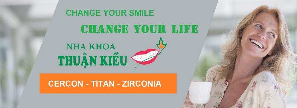Bọc răng sứ nha khoa uy tín TPHCM nha khoa Thuận Kiều từ 2002