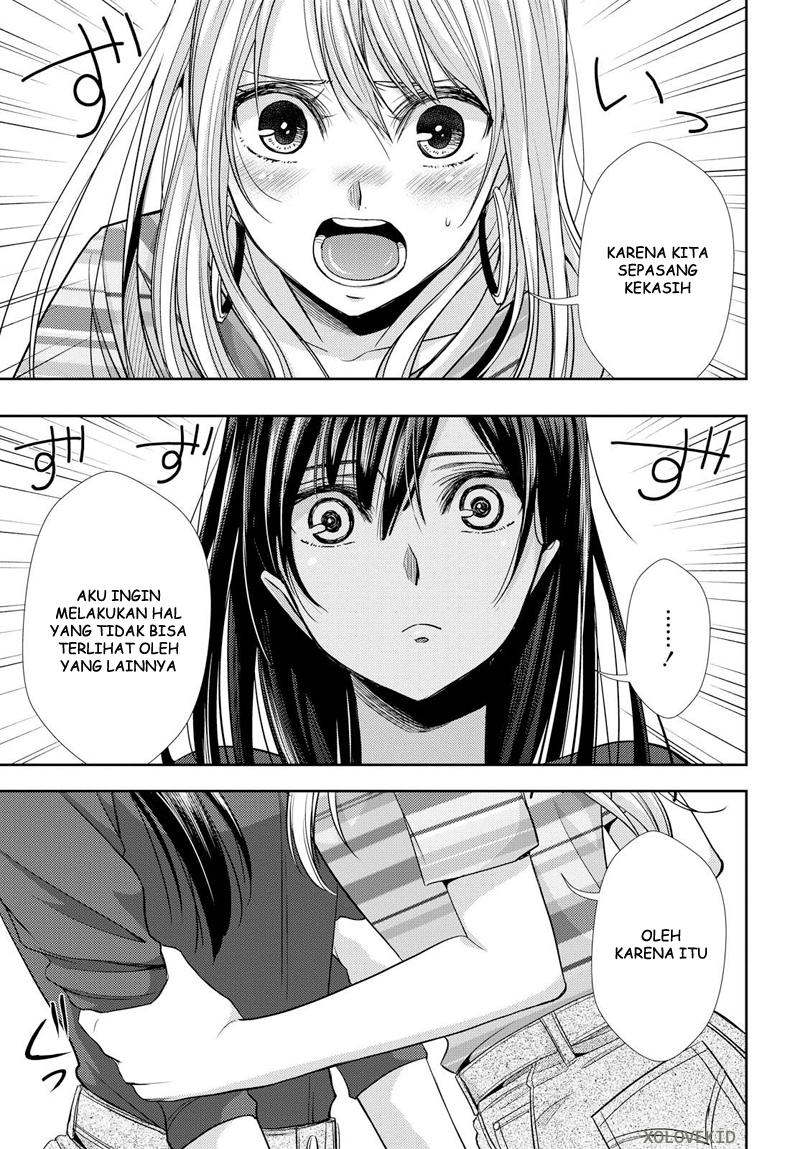 Citrus chapter 30 Rahasia Cinta