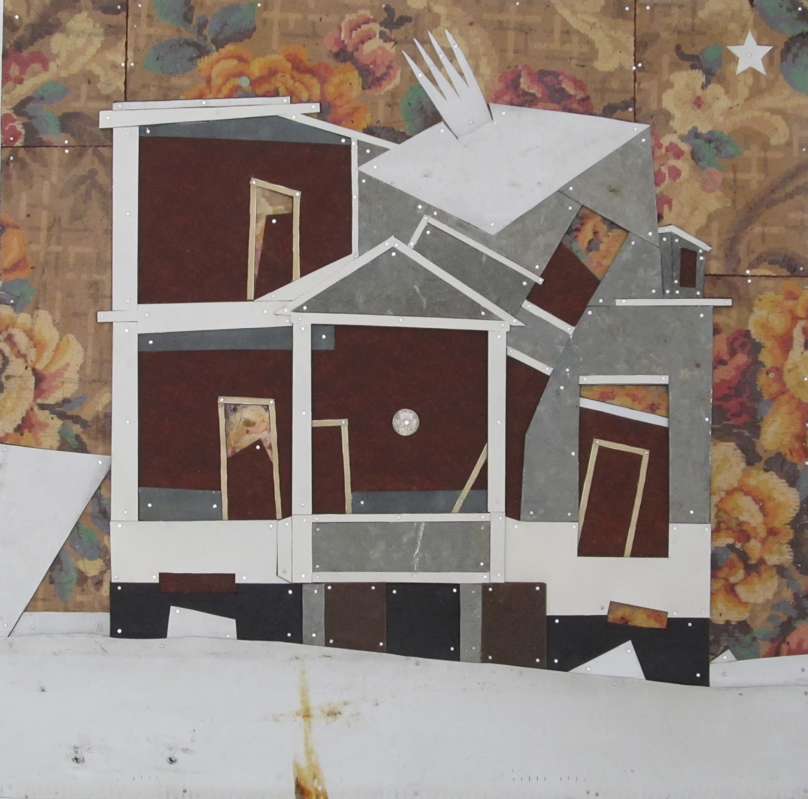 the shattered house american linoleum version 2015