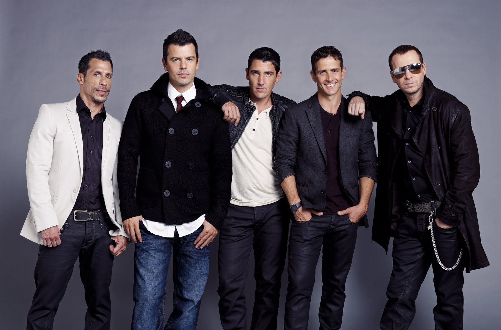 An introduction to the new kids on the block band
