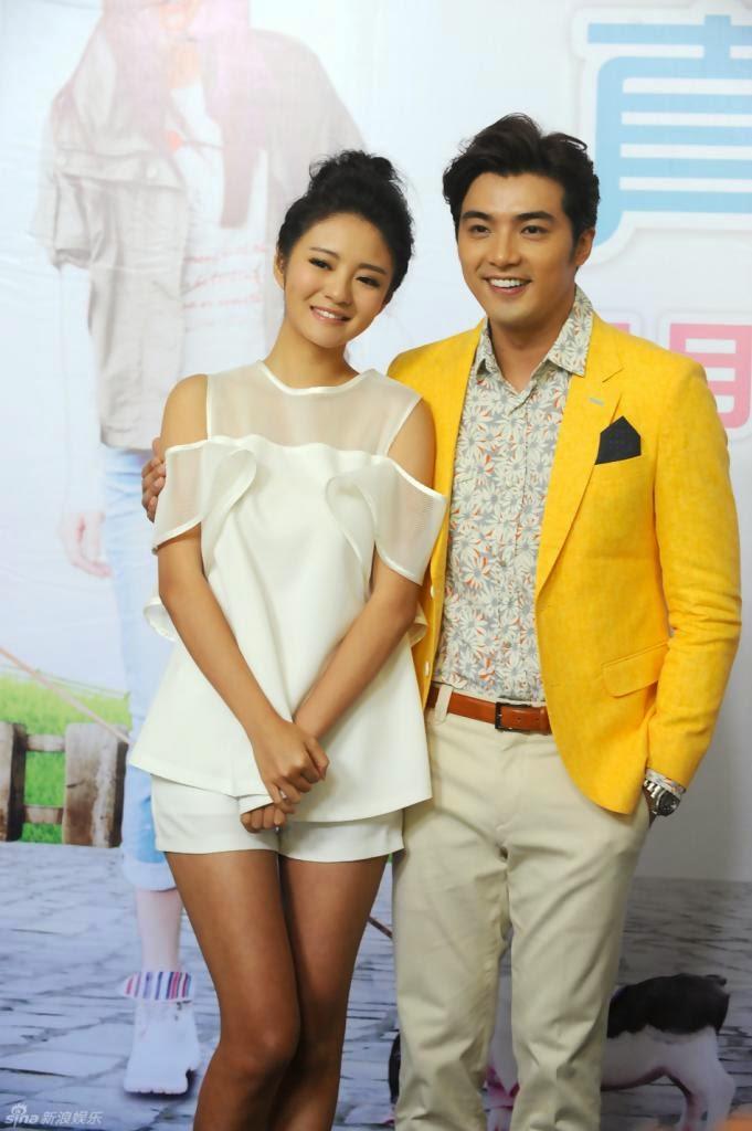 """Mike He & Ady An Bintangi Drama """"Go, Single Lady ...  Ady An 2014"""