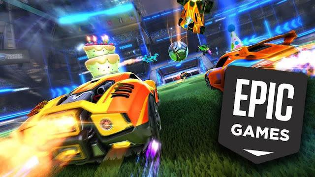 Το Rocket League μεταφέρεται στο Epic Store!!