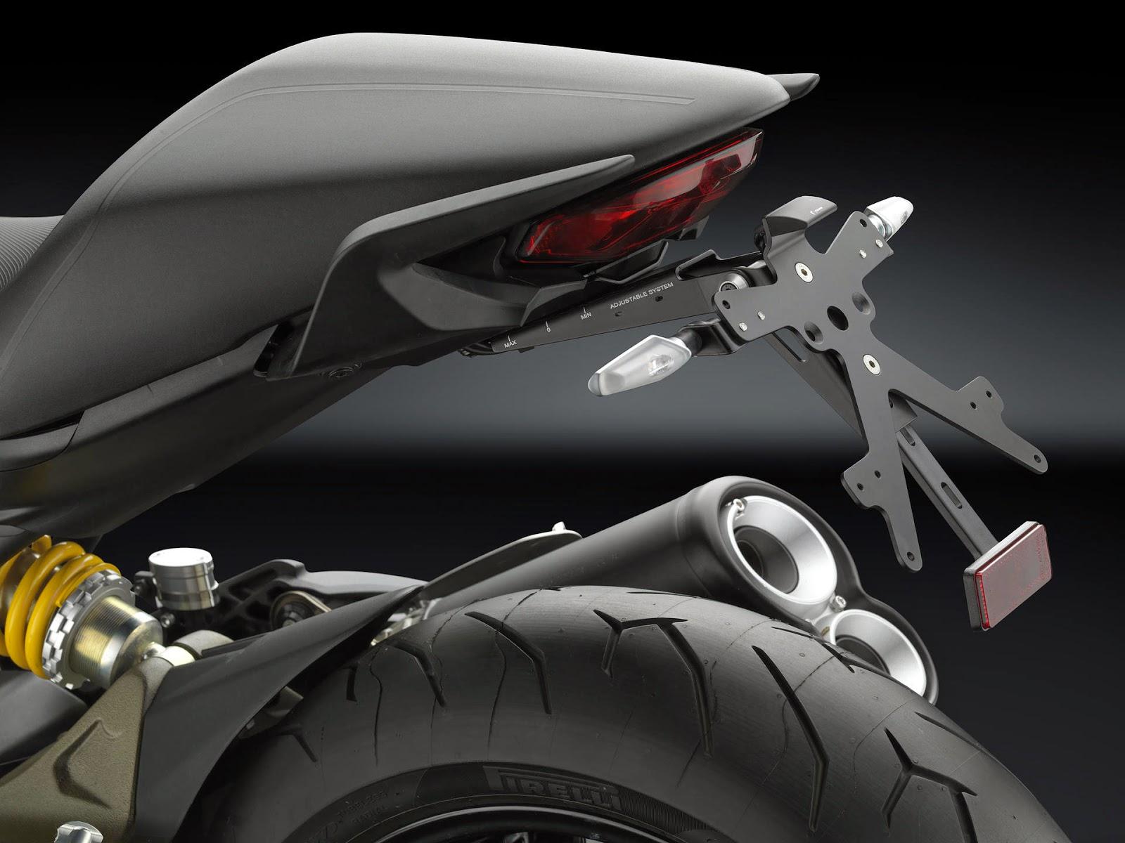 Ducati  Led Tail Light