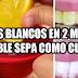 Mira tus dientes se blanca en tan sólo 2 minutos con este remedio casero