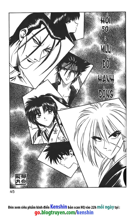 Rurouni Kenshin chap 50 trang 2