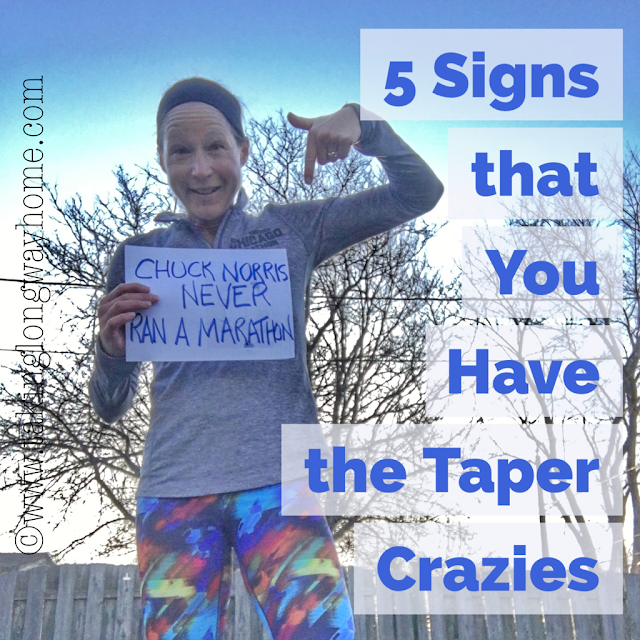 5 Signs that You Have the Taper Crazies