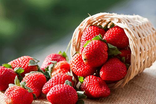 فوائد الفراولة ومنافعها الصحية