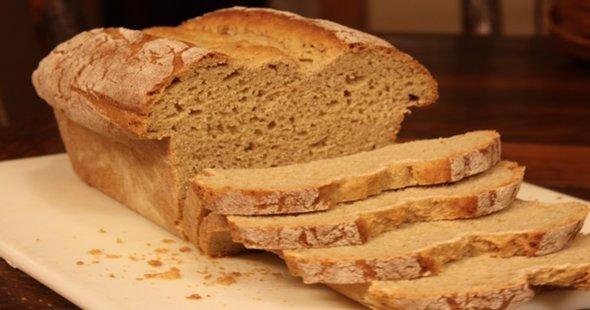 O excelenta reteta de paine fara gluten