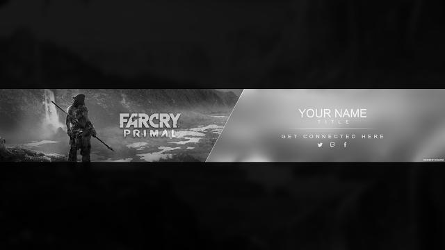 Youtube Banner Farcry Premium