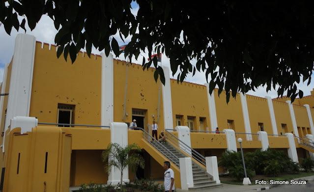 Quartel de Moncada, Santiago de Cuba