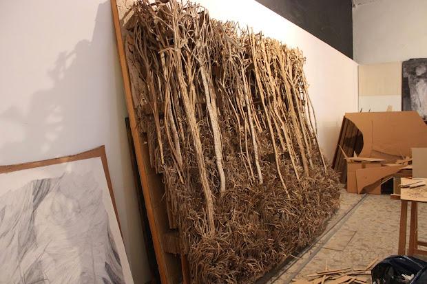 Simply Creative Cardboard Forests Eva Jospin
